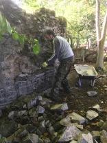 SWG wall repairs 2 - 05102017