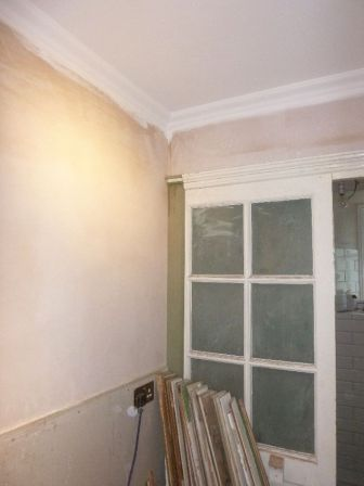 Utility room door facings - 23112017