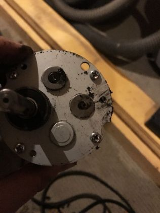 Baoiler - gear failure 3 - 19012018