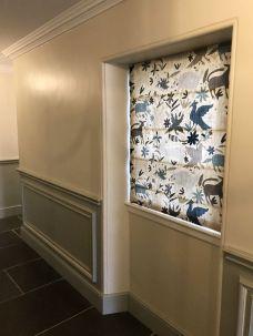 Blinds in corridor - 23022018