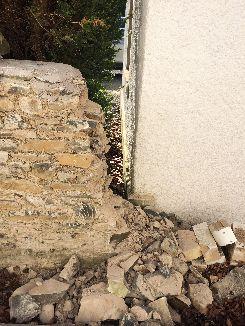 Annex garden wall - 21052018