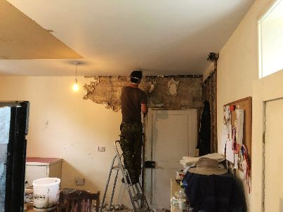 Annex inner wall - 02062018