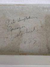 Caleb's room - paperhanger mark - 14062018