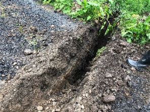 Track trench 5 - 03062018