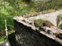 Lime wall repairs - 23042019
