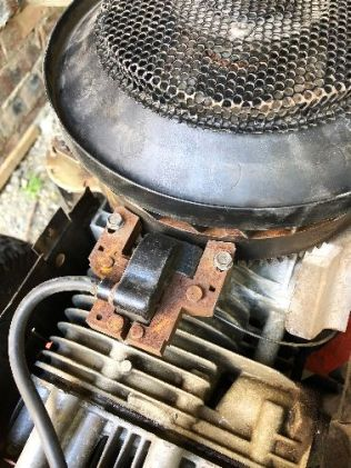 Tractor repairs 2 - 21052019