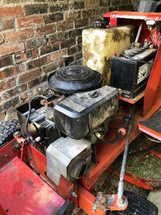 Tractor repairs - 21052019
