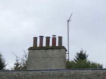 Chimney to round room 3 - 13102019