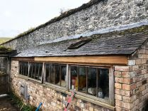 Potting Shed 2 - guttering - 13102019