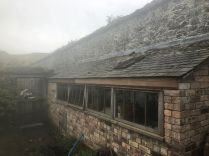 Potting Shed 3 - guttering - 13102019