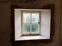 Top floor plastering 1 - 08102019