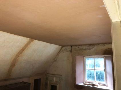 Top floor plastering 1 - 11102019