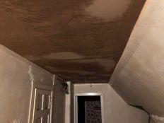 Top floor plastering 2 - 18112019