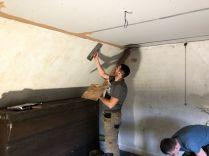 Top floor plastering 6 - 08102019