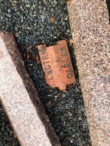 Clay cable brick - 15032020