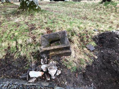 Stone drain - 15032020